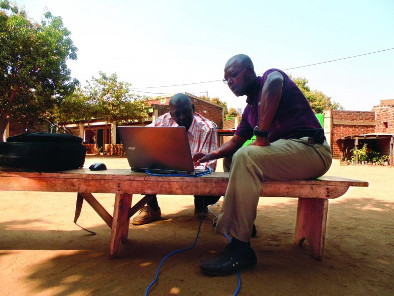 Making Connections In Africa