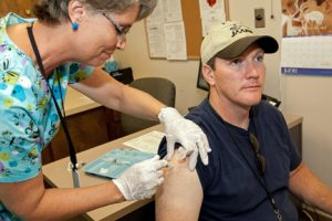 Immunization Nurse