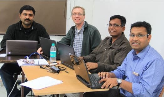 A workshop held in March of this year introduced Paratext 8, the newest upgrade of a popular Bible translation software.