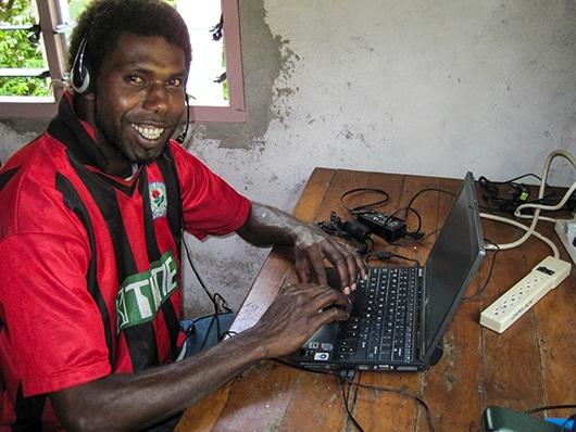 Audio-Visual Scripture for Papua New Guinea