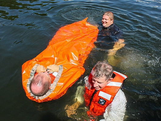 Water Safety Kits and Training